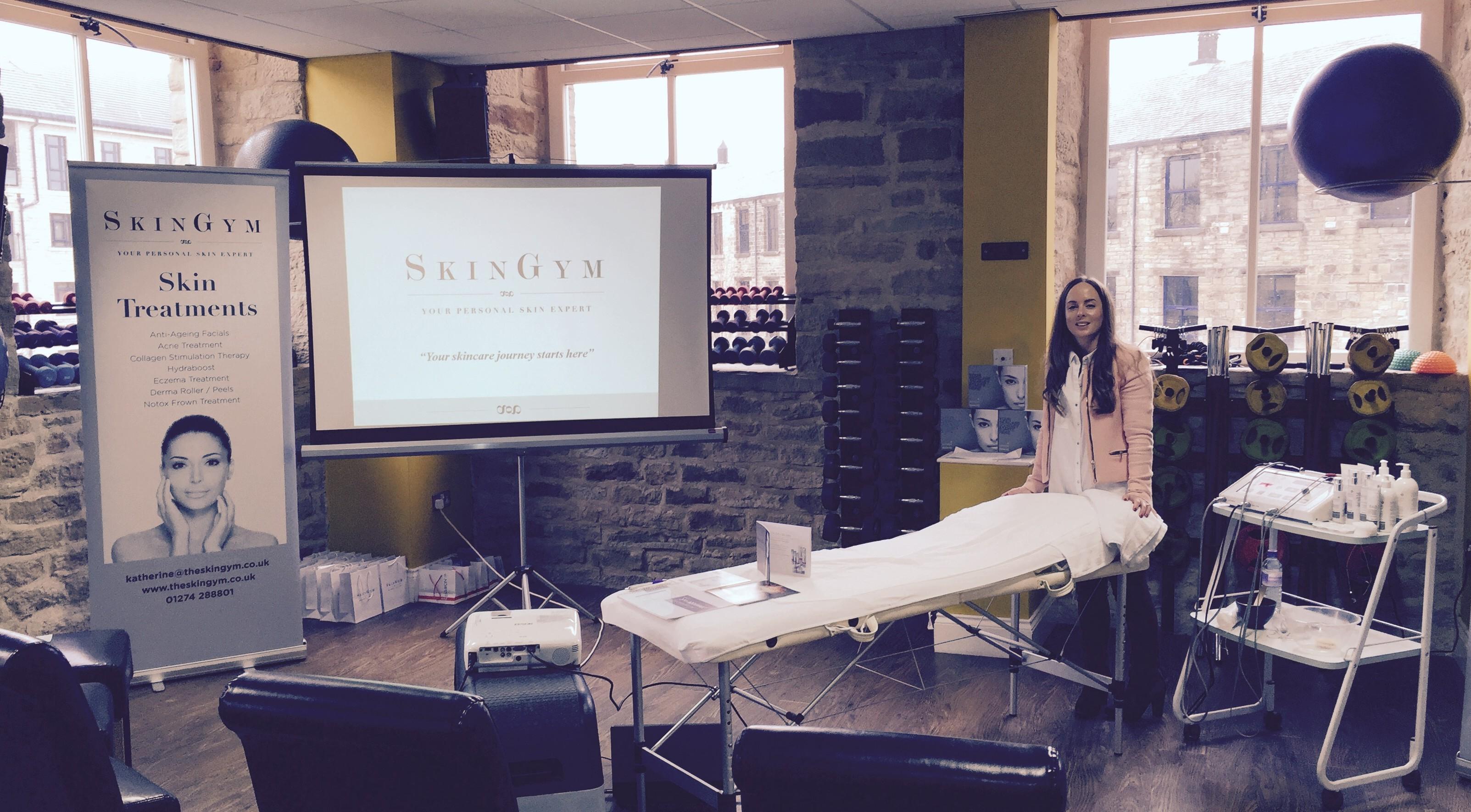 SkinGym Class Event