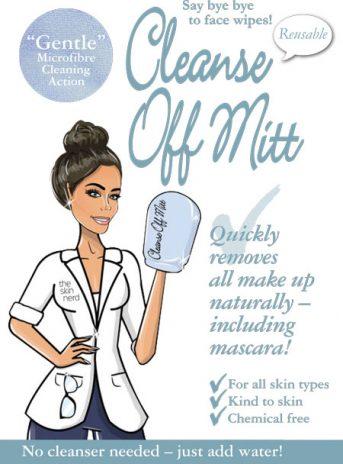 Cleanse Off Mitt Benefits