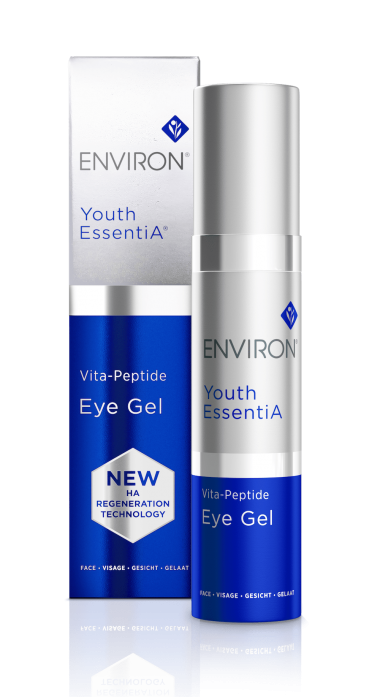 New Vita-Peptide Eye Gel with Hyaluronic Acid