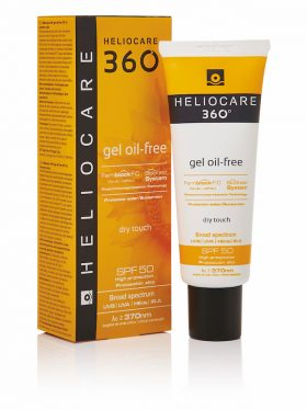 Heliocare 360 Oil free Gel at The SkinGym