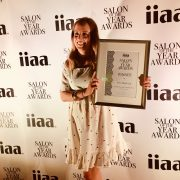 Katherine wins Salon of the Year award