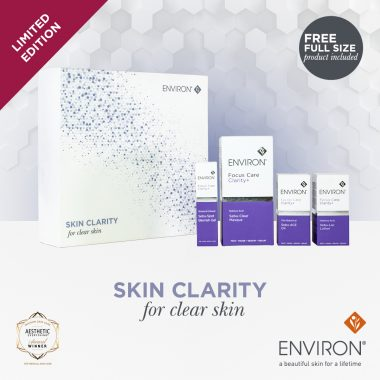 Environ Skin Clarity Kit limited edition Skin Concern Kit from The SkinGym