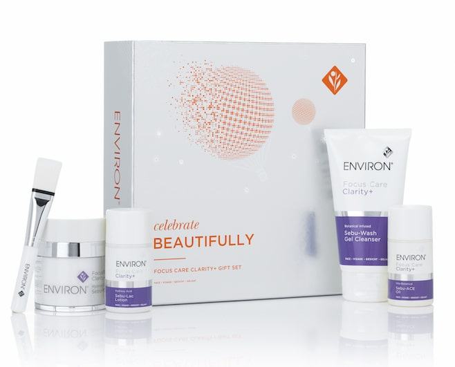 Christmas Gift Sets 2019.Focus Care Clarity 2019 Gift Set Includes A Free Sebu