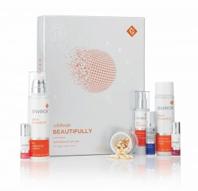 The Skin EssentiA® 2019 Christmas Gift Set Available at SkinGym