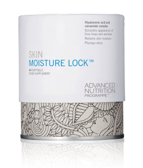 ANP Skin Moisture Lock™ 60 softgels available at The SkinGym