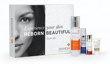 Environ® Starter Kit with product shots