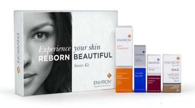 Environ® Starter Kit with product boxes