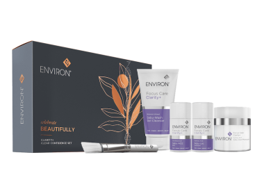 Clarity+ Clear Confidence Christmas Gift Set 2020