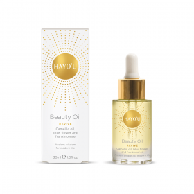 Hayou Beauty Oil