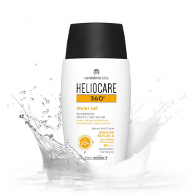 Heliocare 360 Water Gel Sunscreen SPF 50 at SkinGym