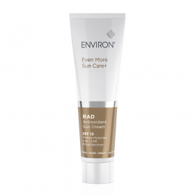RAD Antioxidant Sun Cream SPF15 Environ Even More Sun Care+ At SkinGym