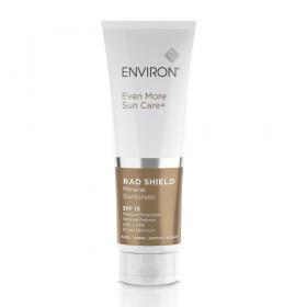 RAD Shield Mineral Sunscreen SPF15 Environ Even More Sun Care+ At SkinGym